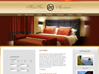 Example Hotel Template